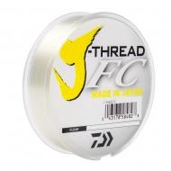 LINHA J-THREAD FLUOROCARBON