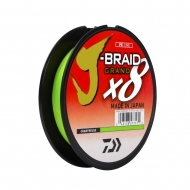 LINHA J-BRAID GRAND X8  150yrd CHARTREUSE